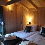 Twin Room - Chalet Nomis