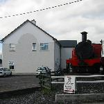 Situated next to the Railway Heritage Centre