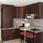  Kitchenette in one of our 1-bedroom apartments