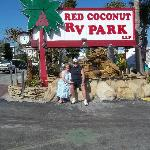 Red Coconut RV Park의 사진