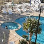 Foto van Holiday Inn Express Orange Beach-On The Beach