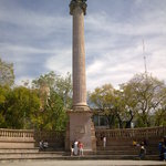 Plaza Patria y Exedra