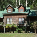 Barrington Wilderness Cottages Foto