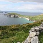  sur le GR entre Ventry et Dunquin