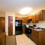 Suite (Kitchenette)