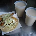Tacos el Fenix; best fish tacos, period.