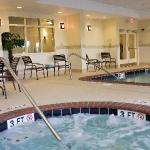 Heated indoor pool & Whirlpool