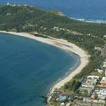 Foto de Byron Bay Beachfront Apartments