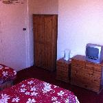  TV, DVD, Freeview available and FREE WiFi access