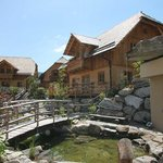 St Martin Chalets