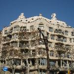  Gaudi&#39;s La Predrera