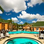 Palms Hotel and Villas Outdoor Pool
