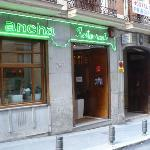 La Ancha Restaurant on ground floor