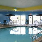 Our Indoor Pool & Hot Tub is a great way to unwind