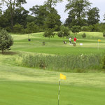 The course at Ledene