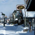 Vinny&#39;s in the heart of downtown Frisco, CO