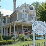 ‪The Historic Morris Harvey House Bed and Breakfast‬