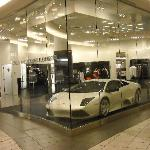  lamborghini store at aberdeen