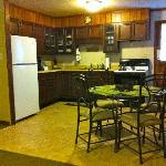  The Eastview has a spacious kitchen, open floor plan.