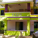 Homestay front
