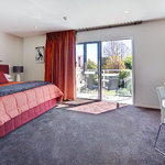  Deluxe Studio, Motels in Nelson New Zealand.  Century Park