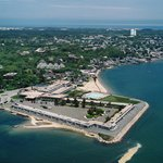  Provincetown Inn Aerial View