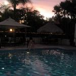 Foto de Tahitian Inn Hotel Cafe & Spa
