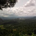 View from top of Edakkal Caves