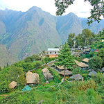 The Chardham Camp Joshimath