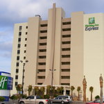 Photo of Holiday Inn Express and Suites Oceanfront Daytona Beach
