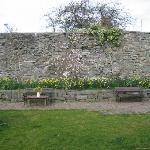 Fully Enclosed Walled Garden