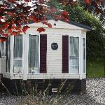 Caravan holiday home at Lomond Woods