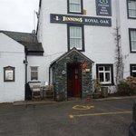 The Royal Oak Braithwaite Restaurant