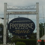Фотография Footbridge Beach Motel