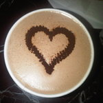 Heart Hot Chocolate