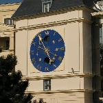  L&#39;horloge