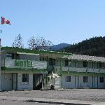 Bulkley Valley Motel exterior