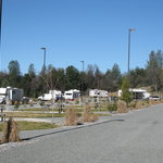 Redding Premier RV Resort - new section with long-term live-ins