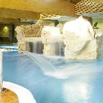 Oberer Innenpool / upper indoor pool
