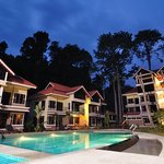 Anjungan Beach Resort &amp; Spa