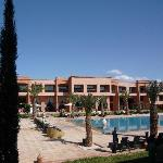 Foto de Zalagh Kasbah Hotel and Spa