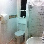 large ensuite Bathroomn