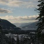 Owlhead Creek view of Shuswap