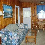 Cottage #11 Living room