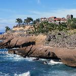 Costa Adeje is 5min walk