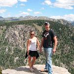  We rented 4 wheelers one day and took a trip to Middle Mtn. A must see!