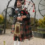 Gretna Green where the wind blows up your kilt