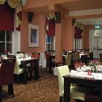 The Burlington Restaurant at The Lowther Hotel