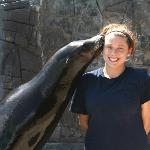 Seal your visit with a kiss!