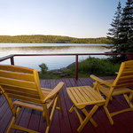 Your own lakeside cabin in Algonquin Park